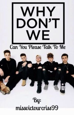 Can you please talk to me (why don't we) - pregnant/Corbyn