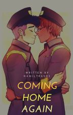 Coming Home Again (Adam and Shiro's Wedding) {Discontinued} by Hamiltrash3