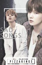 Sad Songs | Yoonmin  by PizzaKings