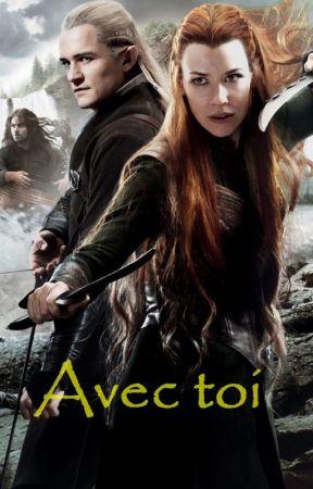 [Avec toi - Tauriel x Legolas] by Linaewen2005