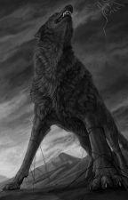 Волк Пустоты / The Void Wolf by ONEz1xe