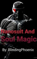 Nanosuits and Soul Magic: A Crysis/RWBY crossover   by Monkeyman369