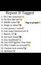 Random thing I got tagged in 👌 by Kirsten0livia24