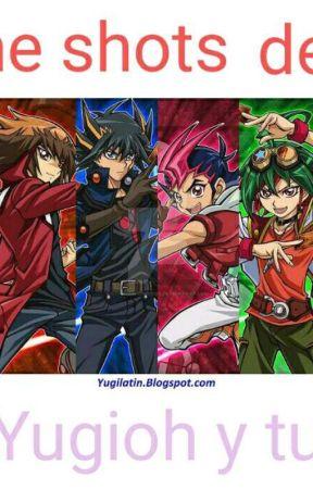 One-shots con personajes de yugioh y tu💖💘💝 - YGO Vrains