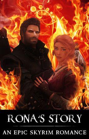 Rona's Story: An Epic Skyrim Romance - Chapter 8 Ivarstead