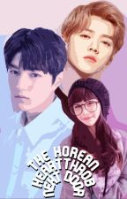 The Korean Heartthrob Next Door [COMPLETED] by Vamichyeo