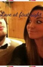 Love at First Sight(CutiePieMarzia + PewDiePie FanFiction) by youtubeloverfovever