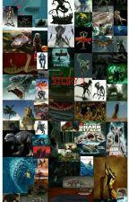 Book 1 Animals, Horror movie, Movie, Alien, Monster Creature, x Reader  by KayLeeLee6