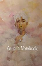 Artist's Notebook|BTS by Pamera12