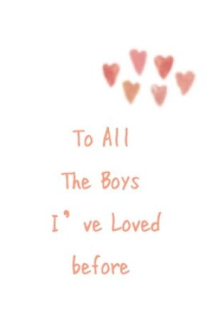to all the boys i've loved before. by storyheads