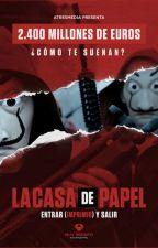 La Casa De Papel by Bad-gaster-sans