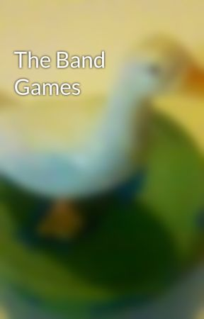 The Band Games by Im_A_Percussionist