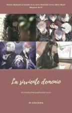 """La sirviente demonio """"el pacto"""".[Diavolik lovers more blood] by KiaSakamaki"""