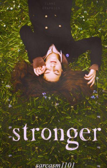 Stronger (Harry Potter fan fiction)