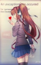Can you hear me? (Monika x fem reader) by Ameriez1312