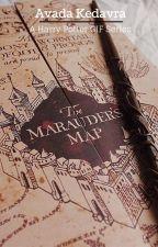𝙰𝚟𝚊𝚍𝚊 𝙺𝚎𝚍𝚊𝚟𝚛𝚊  - Harry Potter Gif Series  by QueenOfTheRoaring20s