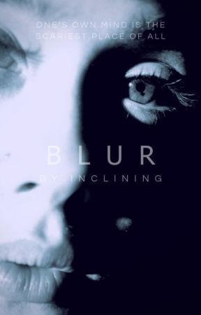 Blur by inclining