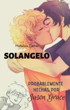 Solangelo One Shots by FAIRLEWEATHER