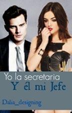 Yo La Secretaria Y Él Jefe. by Dxx_designing