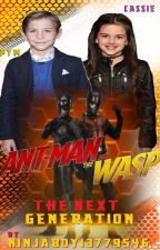 Ant-Man And The Wasp - The Next Generation by Ninjaboy13779546