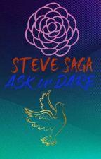 Steve Saga ASK OR DARE 2! by KathyGaming
