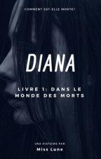 Diana by S_Moona
