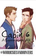 Cabin 6 - A Supernatural AU by wholockiesandhunters