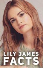 Lily James Facts  by bananas4bananas