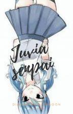 Juvia-senpai by DimensionalDrgnSlayr