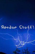 RANDOM STUFF! by Emii_3105