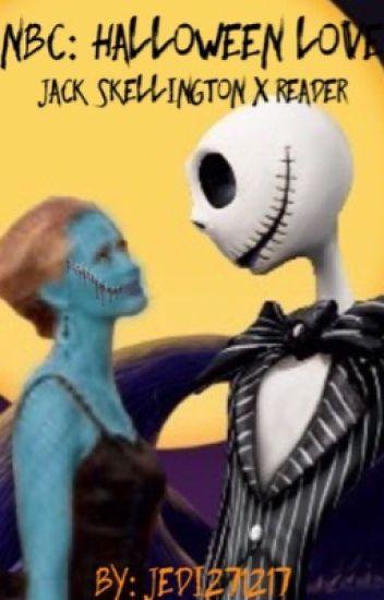 nbc halloween love jack skellington x reader  jamie ️