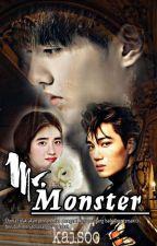 'Mr. Monster' by lykim12