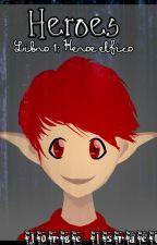 Héroes-Libro 1: Héroe Elfico by JisaArt