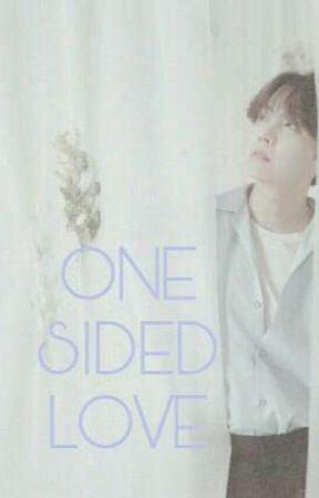 ONE SIDED LOVE [hoseok X reader] ✓ by kh0p3ful_