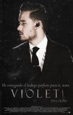 Violet  « Liam Payne » by punchliam