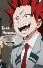 MY HERO ACADEMIA (TEA WITH KIRISHIMA) by OfficKirishima