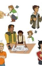 We're Demigods?! (Percy Jackson and Voltron crossover) by SpecialDemigod