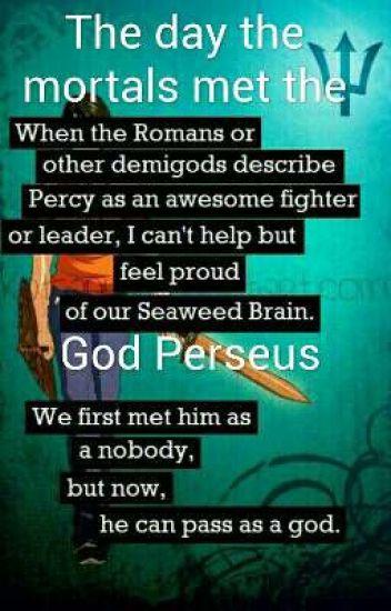 The Day Mortals Met The God Perseus