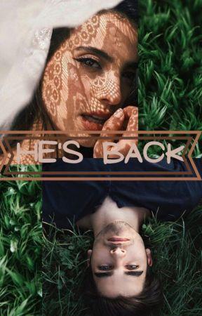 He's Back by lliizz15