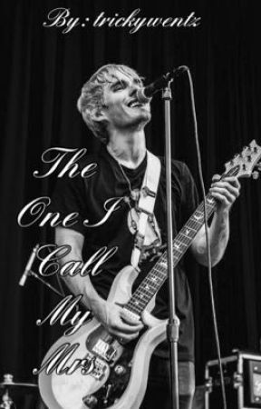 The One I Call My Mrs(Mikey Way) by trickywentz