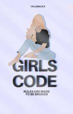 Girls Code by holdbackx