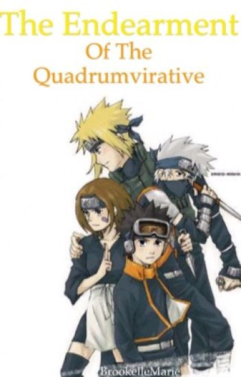 The Endearment of the Quadrumvirative (Kakashi x Reader) - outside