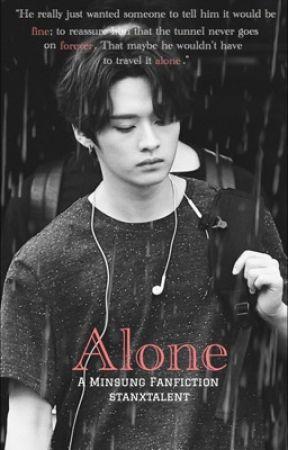 Alone {𝕄𝕀ℕ𝕊𝕌ℕ𝔾} by stanxtalent