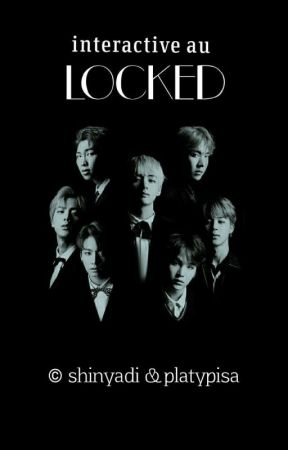 locked [] bts au by shinyadi