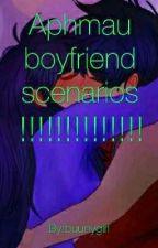 Aphmau boyfriend scenarios!!!!!!!!!!!!!!!! by Bunny_girl_10
