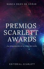 Premios Scarlett Awards by Editorial-Scarlett