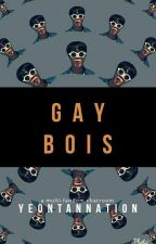 Gay Bois   BTS Chatroom by yeontannation