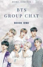 BTS Group Chat Book One by Hobi_Jiminie