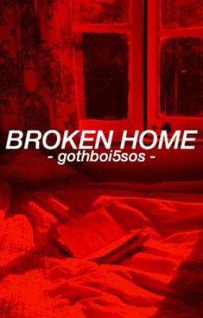 Broken Home // mashton by gothboi5sos
