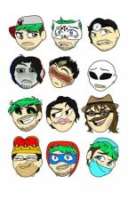 All Ipliers and Septiceyes X Reader One Shots by IamaDumbFuck